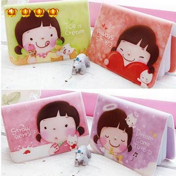 Girl Korean Silver Cartoons = 4877820548