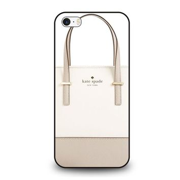 KATE SPADE NEW YORK TOTE  iPhone SE Case Cover