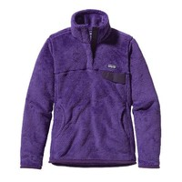 Women's Fleece Pullovers & Sweaters by Patagonia