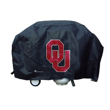 Oklahoma Sooners Grill Cover Economy