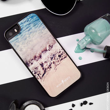 Ocean Beach Break - Cell Phone Case - Cover - iphone 5 - 5s - iphone 6 - 6s - iphone 6 Plus - 6s plus - 3D Case - Bumper Case