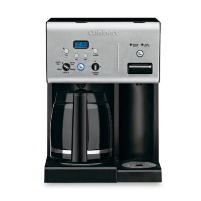 Cuisinart 14 Cup Coffee Maker Bed Bath And Beyond : Cuisinart Coffee Plus 12-Cup from Bed Bath & Beyond