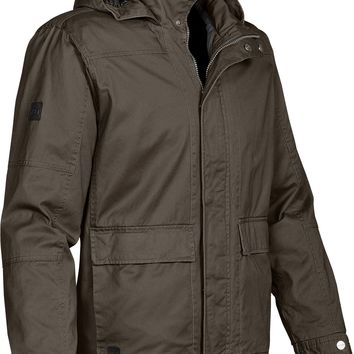 Men's Outback Waxed Twill Jacket - WCT-2