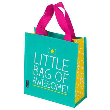 Happy Jackson Tote Bag Little Bag Of Awesome