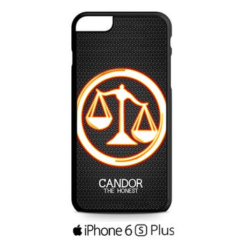 Divergent Candor The Honest iPhone 6S  Plus  Case