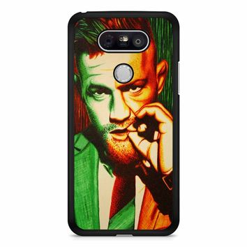 Conor Mcgregor Art LG G5 Case