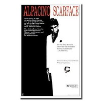 SCARFACE MOVIE POSTER Al Pacino HOT NEW 24X36
