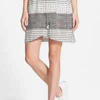 Women's Madewell Mixed Print Tulip Skirt,