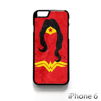 Wonder Woman (2) for Iphone 4/4S Iphone 5/5S/5C Iphone 6/6S/6S Plus/6 Plus Phone case