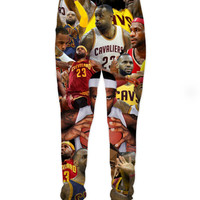 SPECIAL: Lebron James Joggers