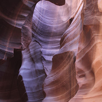 Antelope Canyon 1 - photograph