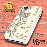 Vintage Winnie the Pooh  for  iphone, ipod, samsung galaxy, HTC and Nexus PHONE CASE