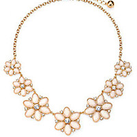 Kate Spade New York - Floral Fete Necklace - Saks Fifth Avenue Mobile
