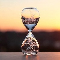 Princess Bubble Hourglass by Home Novelty