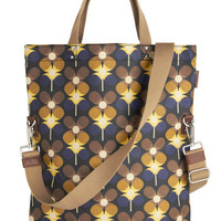 Orla Kiely Carrying Cachet Bag | Mod Retro Vintage Bags | ModCloth.com