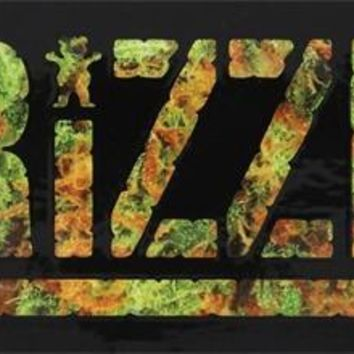Grizzly Pudwill Kush Decal 1 Piece Assorted Colors