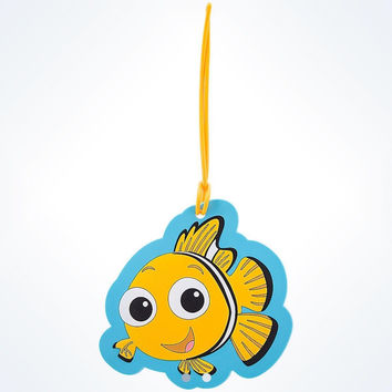 disney parks finding nemo luggage tag new with tags