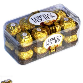 FERRERO ROCHER CHOCOLATE 200GMS