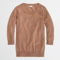 Factory merino Charley sweater - crewnecks & boatnecks - FactoryWomen's Sweaters - J.Crew Factory