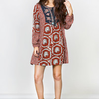 Bastille Tunic Dress