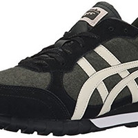 Onitsuka Tiger Unisex Colorado Eighty-Five Running Shoe,  Duffel Bag/Off-White, 13 Men's M US/14.5 Women's M US