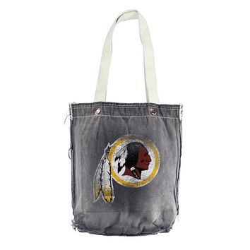 Washington Redskins NFL Vintage Denim Shopper