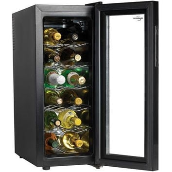 Koolatron 12-Bottle Thermoelectric Wine Cellar