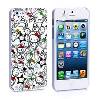 Tokidoki For Hello Kitty iPhone 4, 4S, 5, 5C, 5S Samsung Galaxy S2, S3, S4 Case