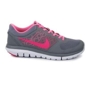 Nike Flex Run 2015 Women's Shoe (GREY)