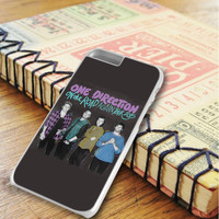 One Direction Tour Poster 2015 Singer Boyband iPhone 6 Plus | iPhone 6S Plus Case