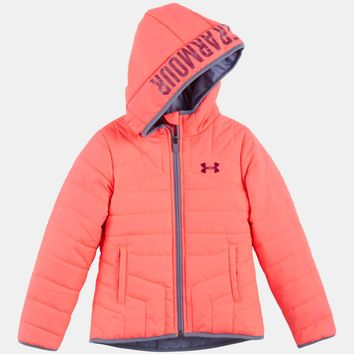 Girls' Newborn UA Feature Puffer Jacket | Under Armour US