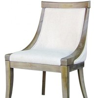 Pente Dining Chair | Calypso St. Barth