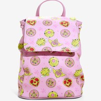 Sailor Moon Transformation Brooch Mini Backpack
