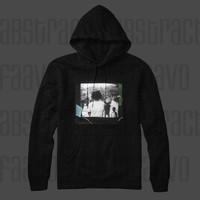 J cole 4 Your Eyez Only Dreamville Forest Hills Hip Hop Pullover Hoodie