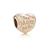 Mother's Heart, PANDORA Rose™