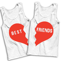 Best Friends Heart, Best Friends Tees