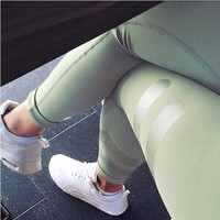 Print Sporting Leggings Woman 2017 New Arrival Spring Work Out Slim Leggins Plus Size Fitness Legging Women Pants Trousers