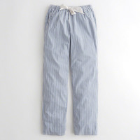 Girls Woven Straight-Leg Sleep Pants | Girls New Arrivals | HollisterCo.com