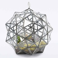 Urban Grow Large Star Terrarium - Urban Outfitters