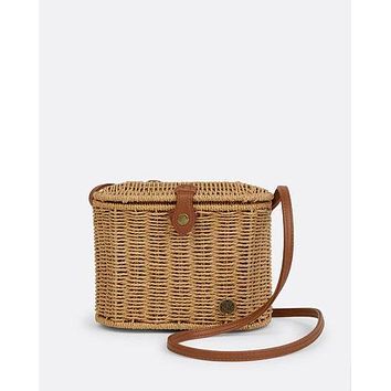 Billabong - Making Moves Straw Bag | Natural