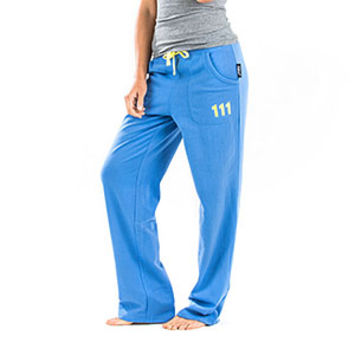 Fallout Vault 111 Fleece Lounge Pants