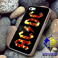 acdc  -  iphone 4/4s, 5/5s,5c,6,6+,ipod touch 5 ipad mini,air,2/3/4, samsung s3,s4,s5, note 4,5, FS