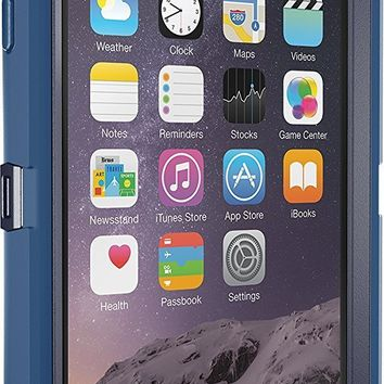 Otterbox Defender Series Iphone 6 PLUS Case - Blue