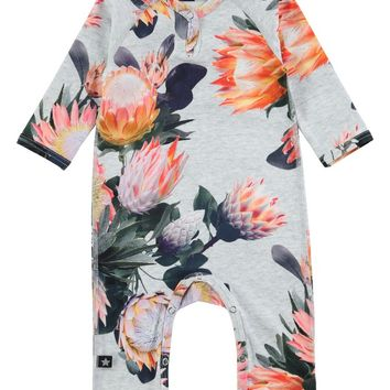 molo Fiona Print Romper (Baby Girls) | Nordstrom