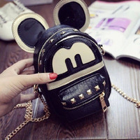 Rivet Chain Stylish Bags Shoulder Bags [6582468679]