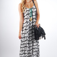 Walk On The Beach Maxi Dress