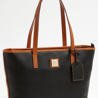 Dooney & Bourke 'Charleston - Pebble Grain Collection' Water Resistant Tumbled Leather Shopper | Nordstrom