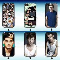 One direction 1D Song Album Quote iPhone 4/4s/5/5s/5c/6/6+ Samsung S4/S5/S6 case