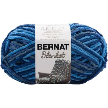 Bernat Blanket Yarn Coastal Collection North Sea 300 Gram Skeins