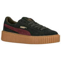 PUMA Suede Creeper - Women's at SIX:02
